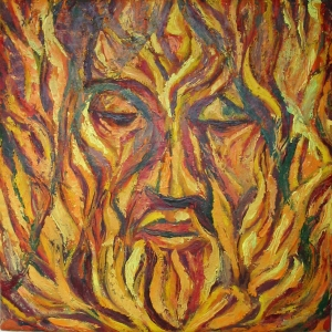 Jesus Fire of the Earth