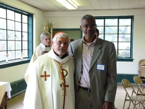 Presiding Bishop and President of House of Delegates