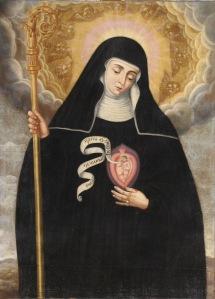 Saint-Gertrude-the-Great