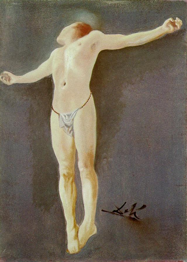 Crocifissione dans immagini sacre crucifixion