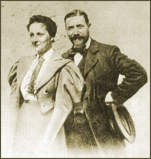 ÉLISABETH AND FÉLIX LESEUR