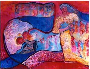 Canaanite woman
