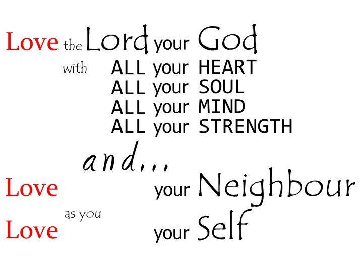 god-neighbour-self-heart-soul-mind-strength