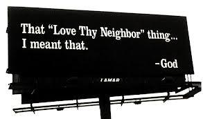 love neighbor