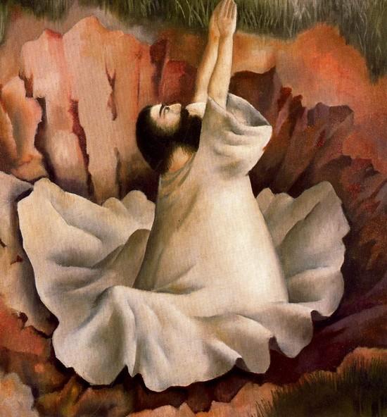 2 Stanley Spencer, (English painter, 1891 – 1959) Awaking