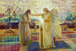 Annunciation_Zechariah_Ivanov